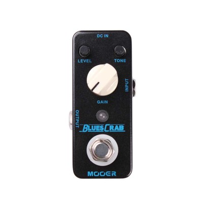 Mooer MBD1 Blues Crab, Blues Drive Pedal