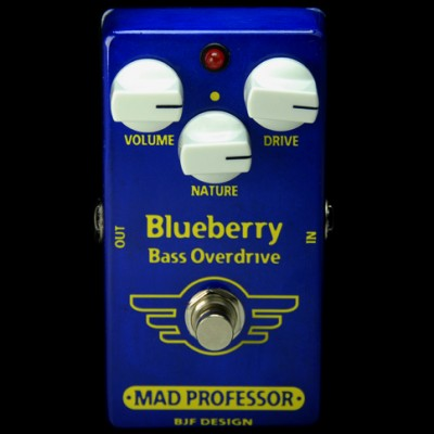 Mad Professor, Bluesberry Bass Overdrive PCB