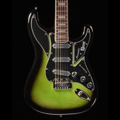 Burns King Cobra (Green Burst)