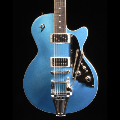 Duesenberg Starplayer TV NF (No F-Hole) Catalina Blue