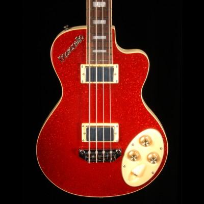 Italia Maranello, Classic Bass (Red Sparkle)