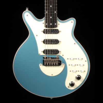Brian may Signature Guitar, Sonic Blue