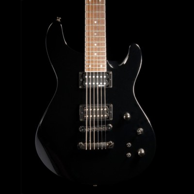 Fernandes Dragonfly Pro with Sustainer (Black)