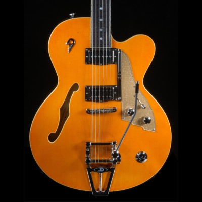 duesenberg C C. Vintage transparent orange