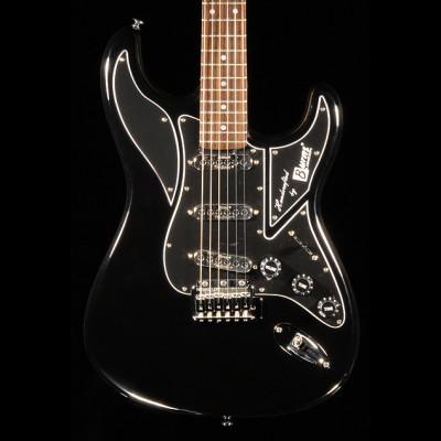 Burns Guitar Cobra Black
