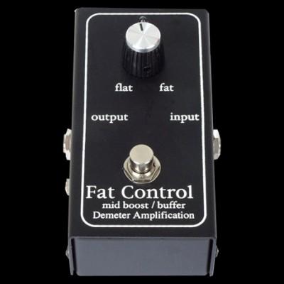 Demeter Mid Boost / Fat Control Pedal
