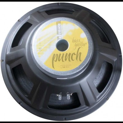 "Jensen Punch Bass Series BP 15"" 250 Watt 8Ohms"