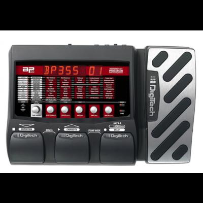 Digitech BP355, Bass Multi-Effects Processor