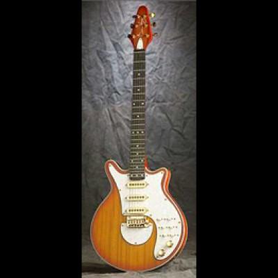 Brian May Signature Guitar, Honey Sunburst