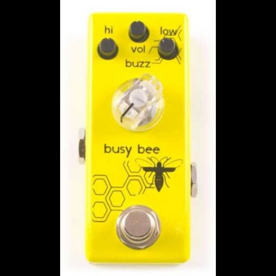 Movall Audio MM-06 Busy Bee - Preamp Boost Pedal