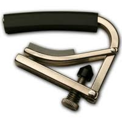 Shubb C4 Curved Capo Nickel Plated