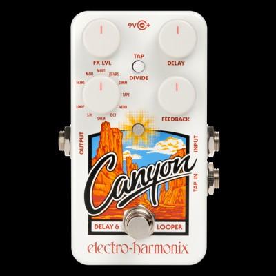Electo Harmonix Canyon Delay & Looper