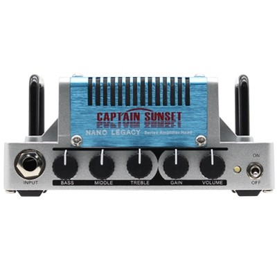Hotone Captain Sunset Nano Amp Head