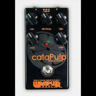 Wampler Catapulp - Overdrive