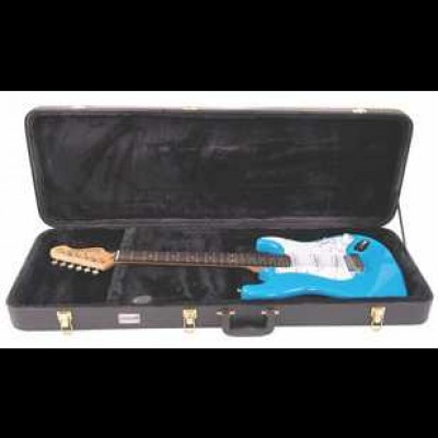 Electric Hardshell Guitar Case - Rectangular Shaped