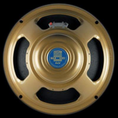 Celestion Alnico G10 Gold Speaker 8ohms