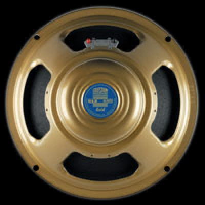 "Celestion Alnico G10 Gold Speaker 10"" 16ohms"