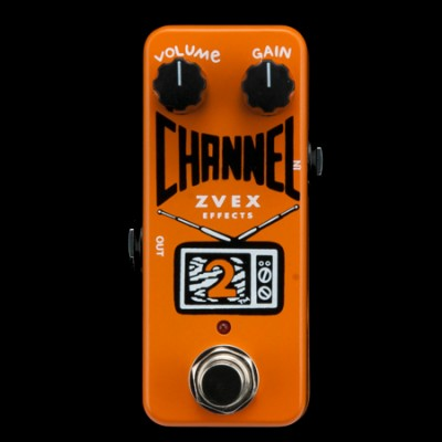 Z.VEX Channel 2 Boost and Buffer Micro Pedal