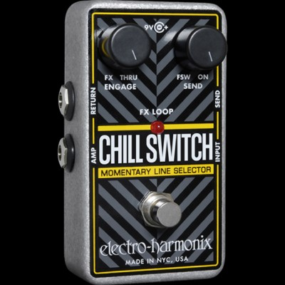 Electro Harmonix Chillswitch Line Selector