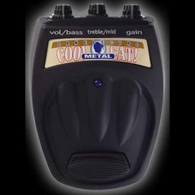 Danelectro Cool Cat CM1 Metal I Pedal