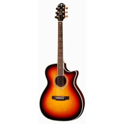 Crafter TC035, Electro Acoustic (Tobacco Sunburst)