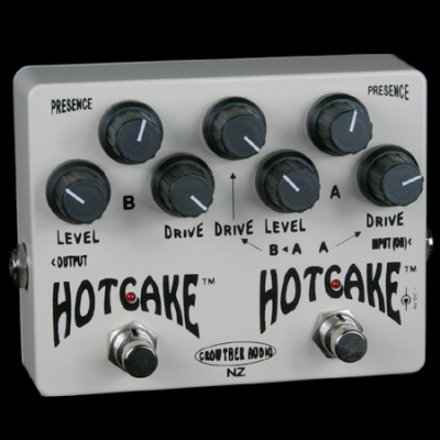 Crowther Double Hot Cake Distortion