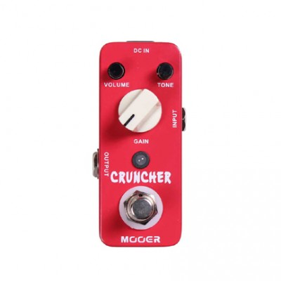 Mooer Cruncher Distortion MDS3