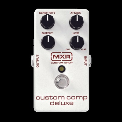 MXR CSP204 Custom Shop Comp Deluxe Compressor