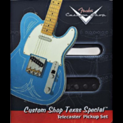 Fender Custom Shop Texas Special Telecaster Pickups