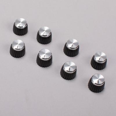 Marshall Pack00056 Avt Silver Knob 8-Pack