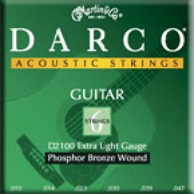 Darco 92/8 Phosphor Bronze Acoustic