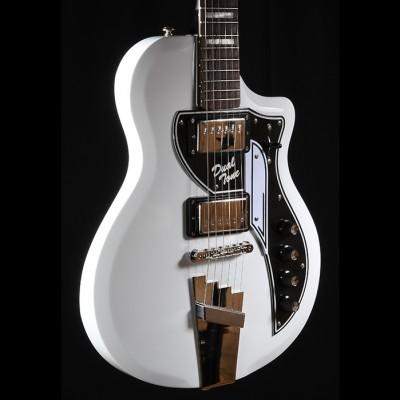 Supro David Bowie HT Dualtone Ltd Edition, White