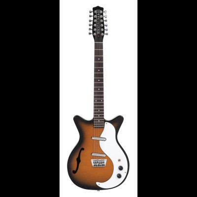 Danelectro 59 12-String Semi-Acoustic Electric (DC59TSB-12)