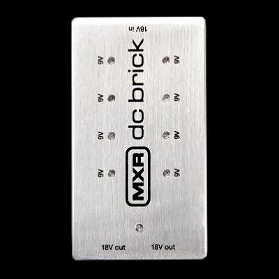 MXR M237 DC Brick Guitar Pedal Power Supply