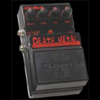Digitech Death Metal, Metal Distortion