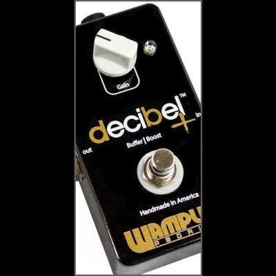 Wampler Decibel Plus Buffer Boost