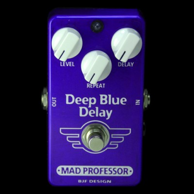 Mad Professor Handwired Custom Deep Blue Delay