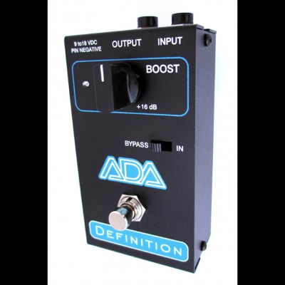 ADA Definition - Preamp/Boost