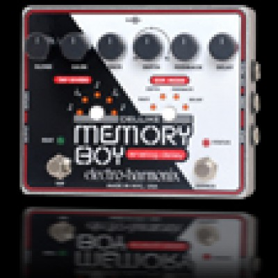 Deluxe Memory Boy Analog delay with tap tempo