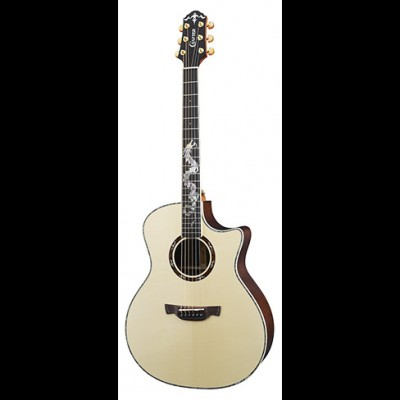 Crafter Dragon DG Rose Plus, Electro Acoustic