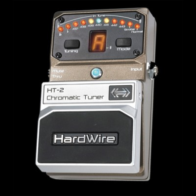 Digitech HT2 Chromatic Tuner