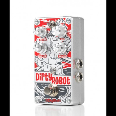 DirtyRobot - Stereo Mini-Synth Pedal