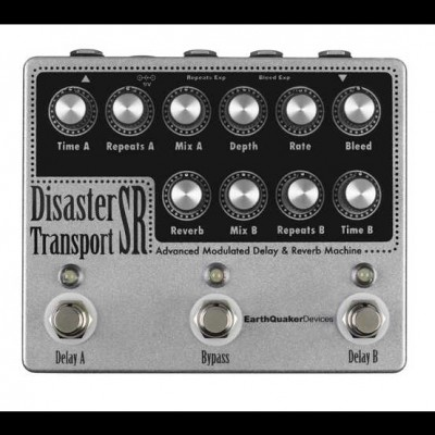 EarthQuaker Devices Disaster Transport SR EQDDISR