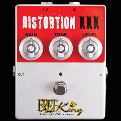 Fret King FKDXXX Distortion XXX