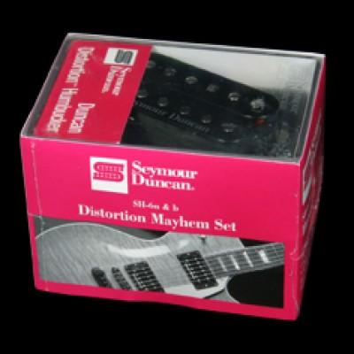 Distortion Mayhem SH-6 Set
