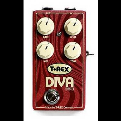 T-Rex Diva Drive Premium Distortion