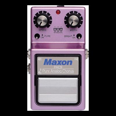 Maxon PAC-9 Pure Analog Chorus