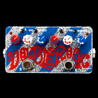 ZVEX Double Rock Hand Painted Distortion C179