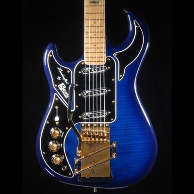 Burns Guitar Dream Noiseless Trans Blue (Left Handed)