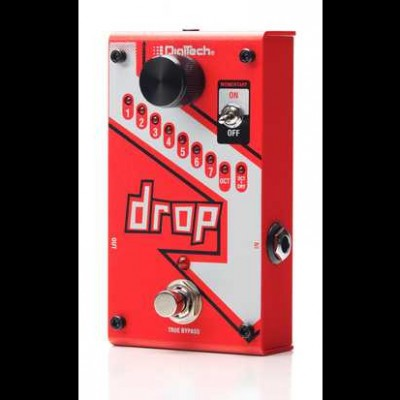 Digitech Drop Detune and Pitch Shift Pedal